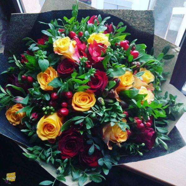 Букет цветов #104