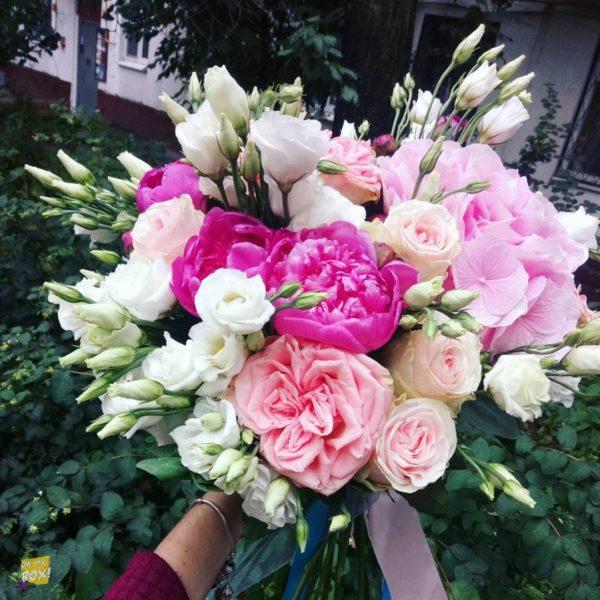 Букет цветов #105