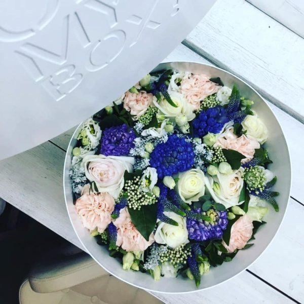 Коробка цветов ohmybox #24