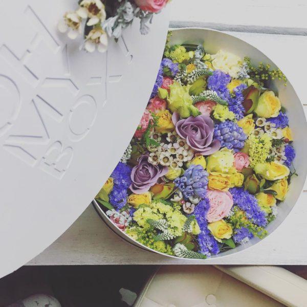 Коробка цветов ohmybox #26