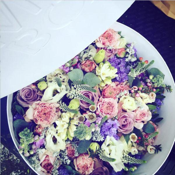 Коробка цветов ohmybox #27
