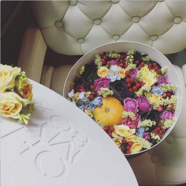 Коробка цветов ohmybox #29