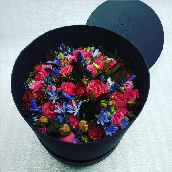 Коробка цветов ohmybox #31
