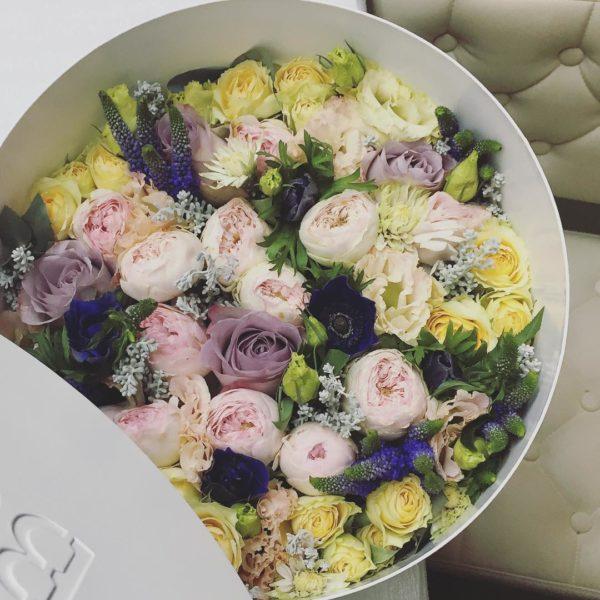 Коробка цветов ohmybox #32