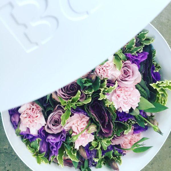 Коробка цветов ohmybox #35