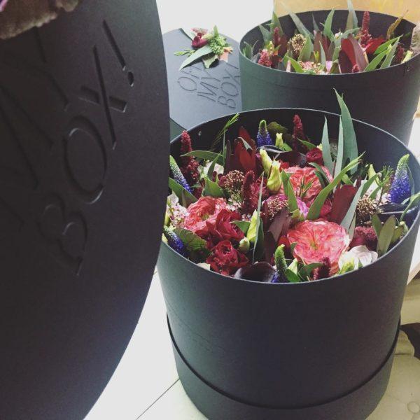 Коробка цветов ohmybox #36