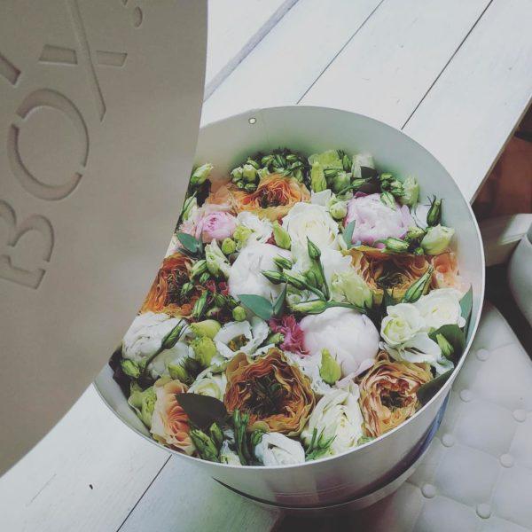 Коробка цветов ohmybox #37