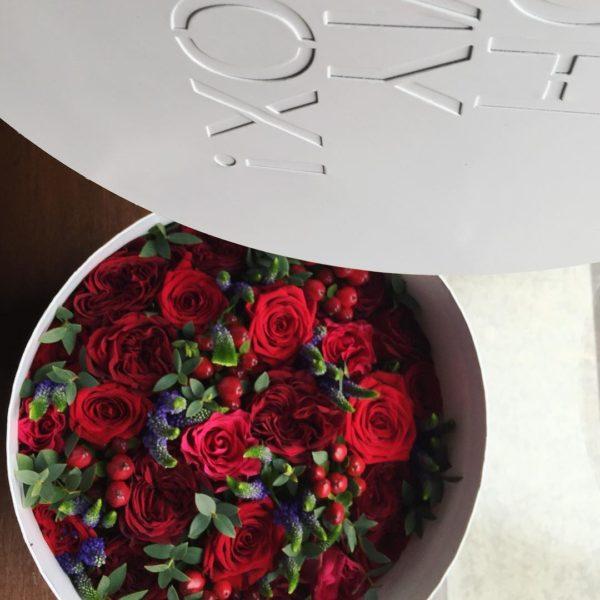 Коробка цветов ohmybox #39