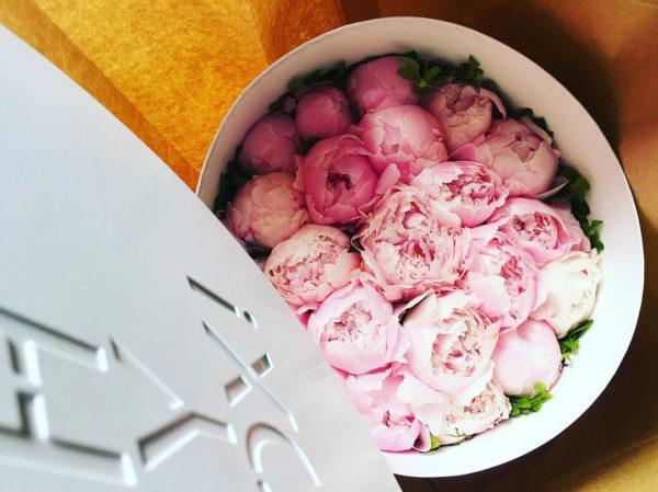 Коробка цветов ohmybox #44