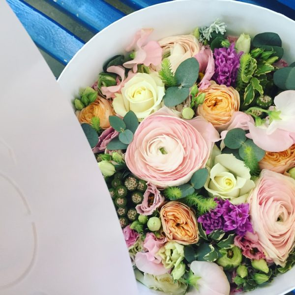 Коробка цветов ohmybox #47
