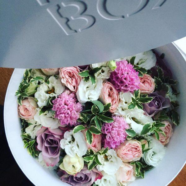 Коробка цветов ohmybox #52