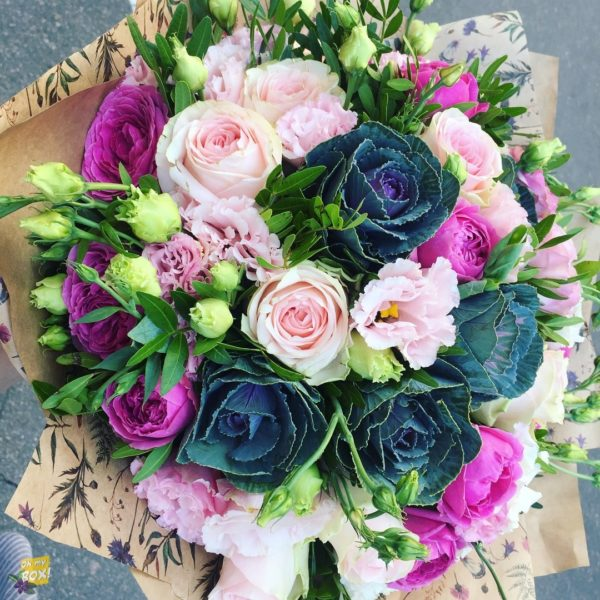Букет цветов #62