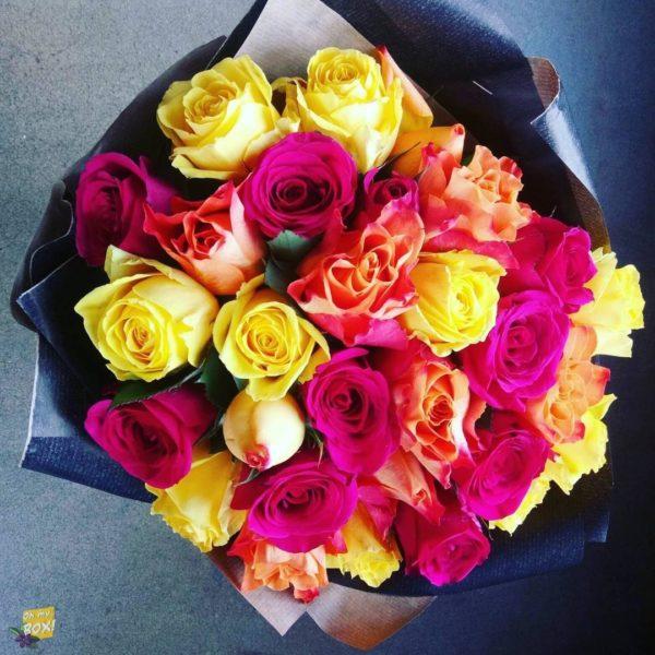 Букет цветов #63