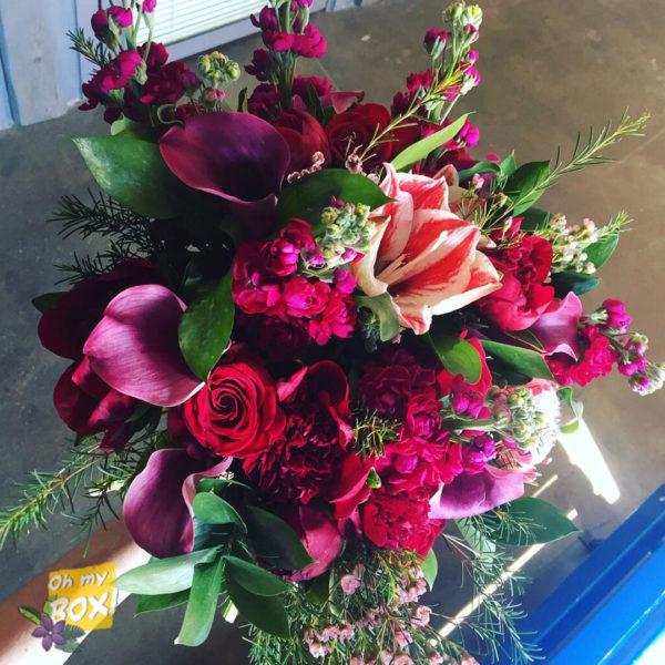 Букет цветов #64