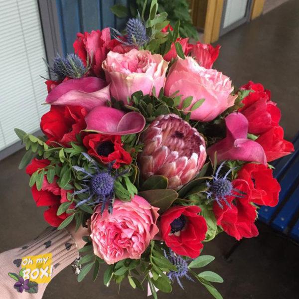Букет цветов #65