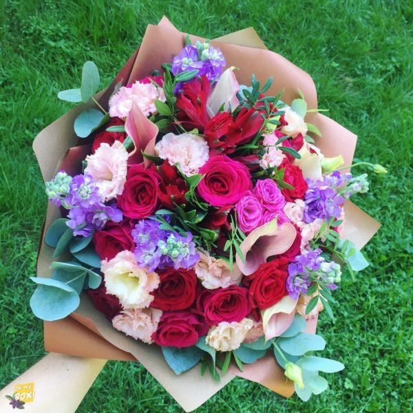 Букет цветов #67