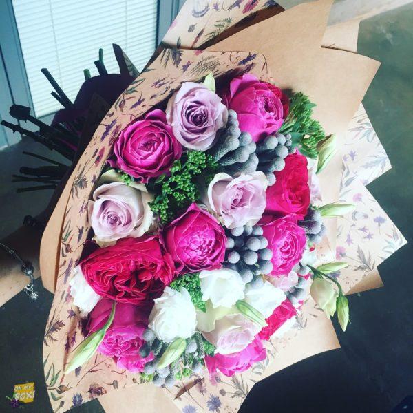 Букет цветов #68