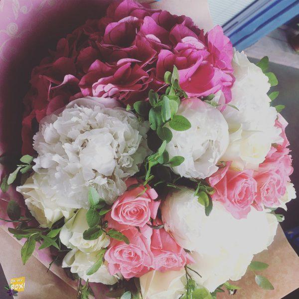 Букет цветов #69