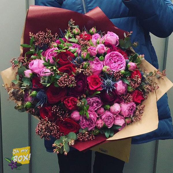 Букет цветов #72