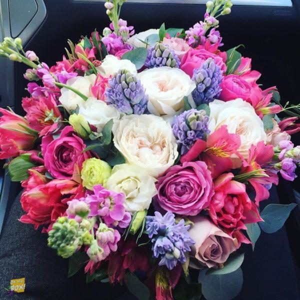 Букет цветов #73