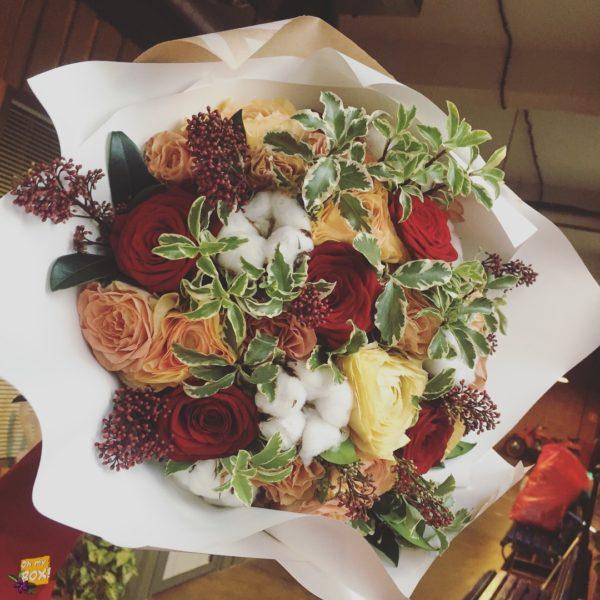 Букет цветов #74
