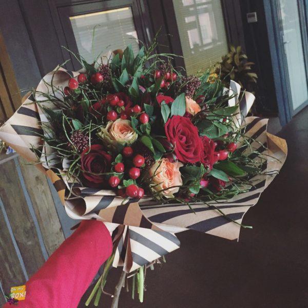Букет цветов #75