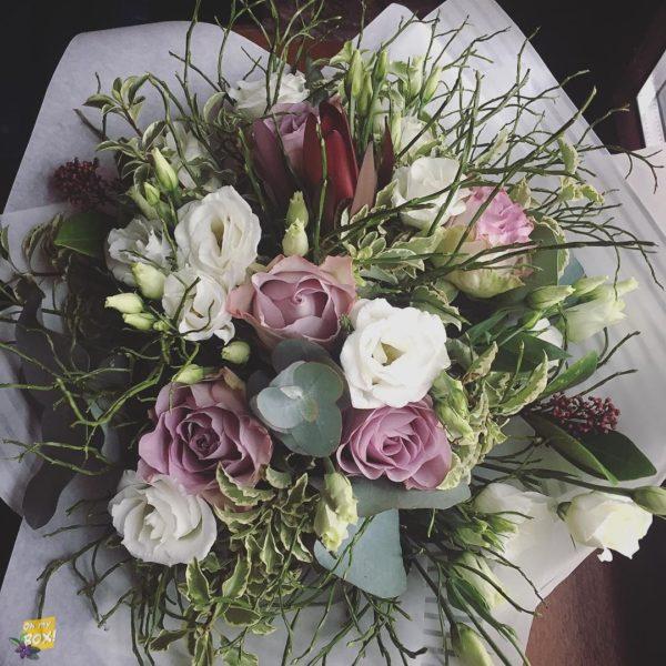 Букет цветов #76