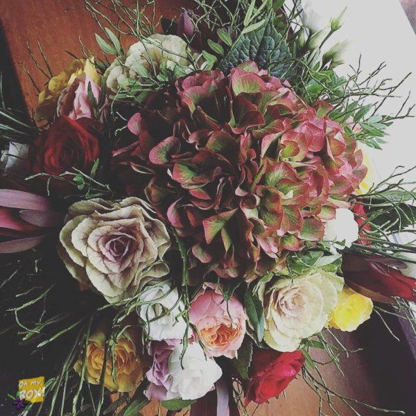 Букет цветов #77