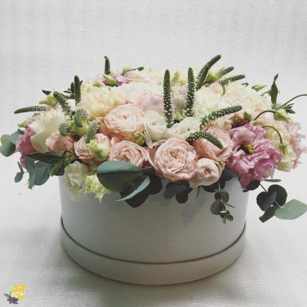 Корзина цветов #81