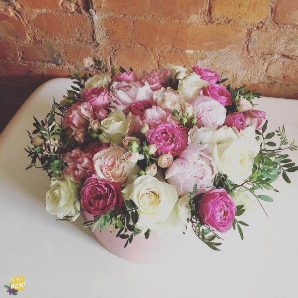 Корзина цветов #91
